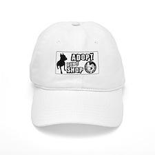 Adopt Dont Shop Baseball Cap