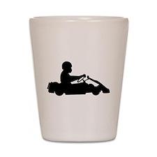 Go-Karting Shot Glass