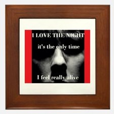 quote from Dracula (1931) Framed Tile
