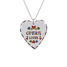 Opera Lover Necklace
