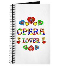Opera Lover Journal