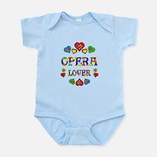 Opera Lover Infant Bodysuit