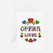 Opera Lover Greeting Cards (Pk of 20)