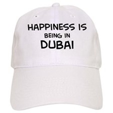 Happiness is Dubai Baseball Cap