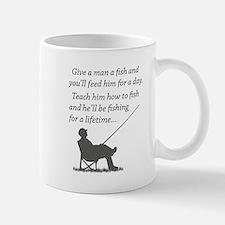 Fishing for a Lifetime Mug