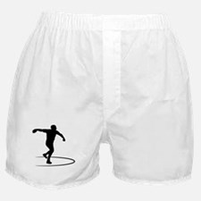 Discus Throwing Boxer Shorts