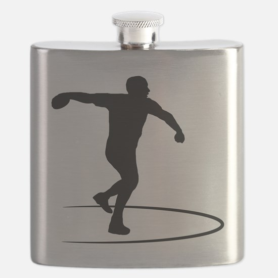 Discus Throwing Flask
