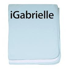 iGabrielle baby blanket