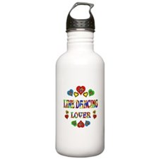 Line Dancing Lover Water Bottle