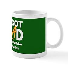 Obsessive Angling Disorder Mug
