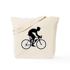 Bicycle Racing Tote Bag