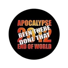 "Apocalypse Survivor 3.5"" Button"