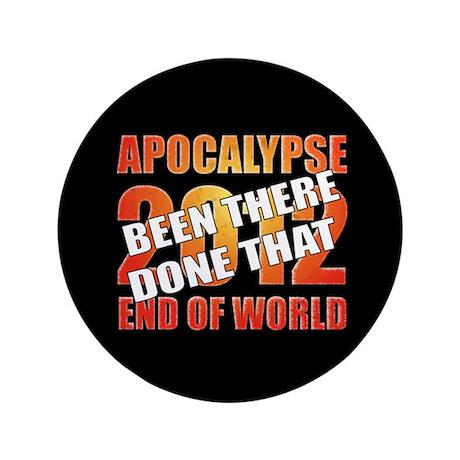"Apocalypse Survivor 3.5"" Button"