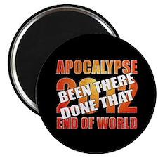 Apocalypse Survivor Magnet