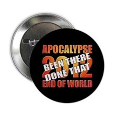 "Apocalypse Survivor 2.25"" Button"