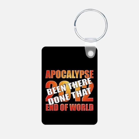 Apocalypse Survivor Keychains
