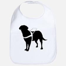 Seeing Guide Dog Bib