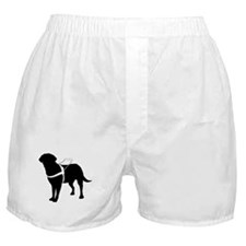 Seeing Guide Dog Boxer Shorts
