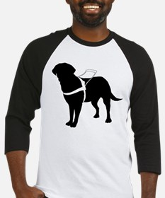 Seeing Guide Dog Baseball Jersey