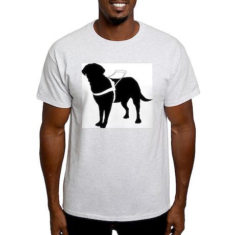 Seeing Guide Dog Light T-Shirt