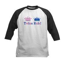 Twins Rule! (Girl & Boy) Tee