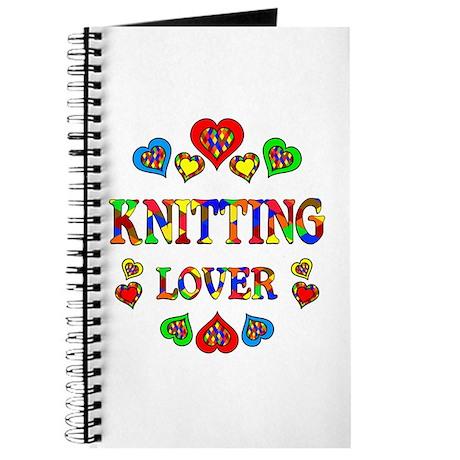 Knitting Lover Journal