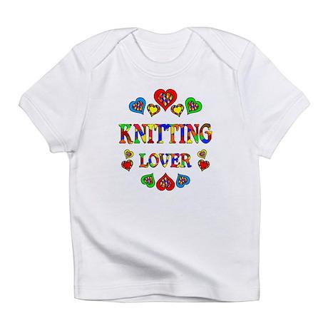 Knitting Lover Infant T-Shirt
