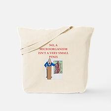 med school joke Tote Bag