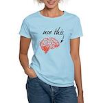 Use brain Women's Light T-Shirt