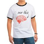 Use brain Ringer T