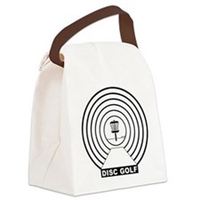 Tunnel Vision Canvas Lunch Bag