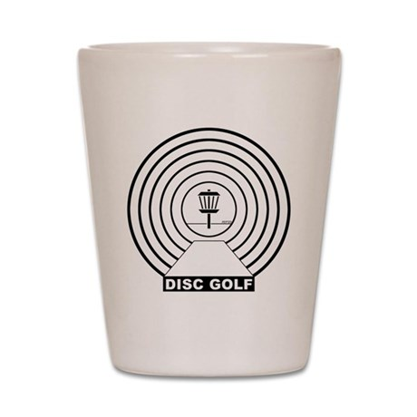 Tunnel Vision Shot Glass
