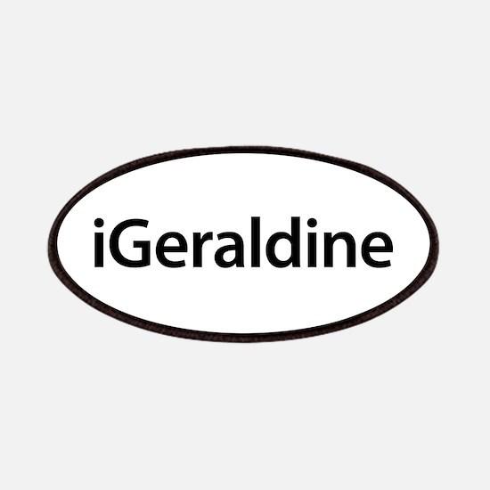iGeraldine Patch