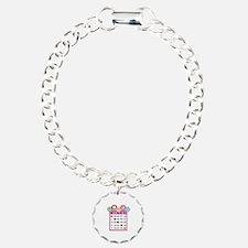 Bingo Card Bracelet