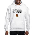 Celebrate Groundhog Day Hooded Sweatshirt