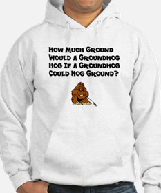 Celebrate Groundhog Day Hoodie