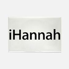 iHannah Rectangle Magnet