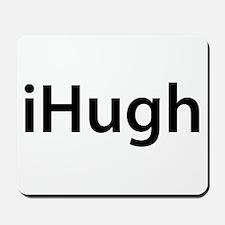 iHugh Mousepad