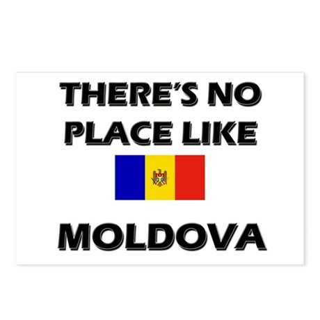 There Is No Place Like Moldova Postcards (Package