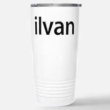 iIvan Travel Mug