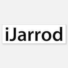 iJarrod Bumper Bumper Bumper Sticker