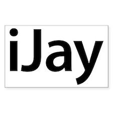 iJay Rectangle Decal