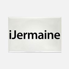 iJermaine Rectangle Magnet