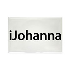 iJohanna Rectangle Magnet