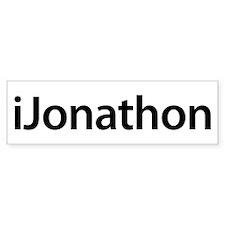 iJonathon Bumper Bumper Sticker