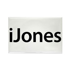 iJones Rectangle Magnet