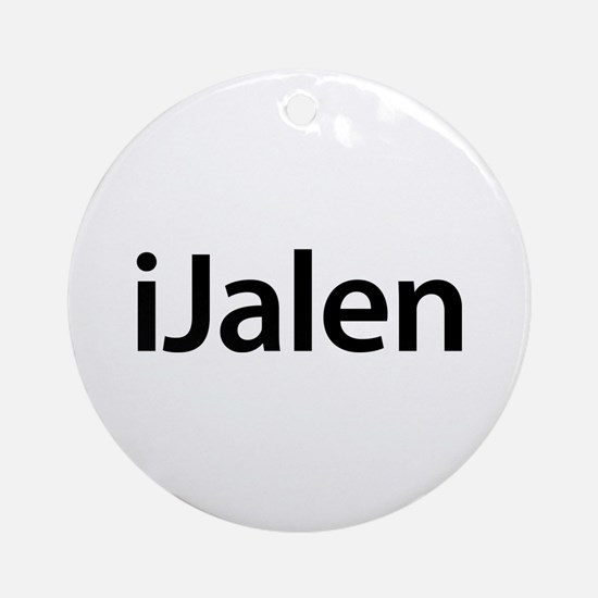 iJalen Round Ornament