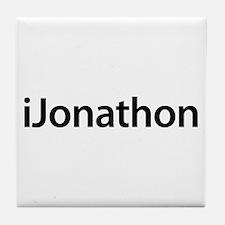 iJonathon Tile Coaster