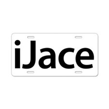iJace Aluminum License Plate