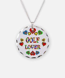 Golf Lover Necklace